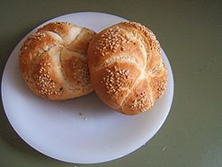 kaiserbroodjes maken